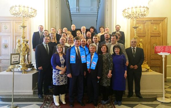 Список всех депутатов с фото санкт петербург недавнего